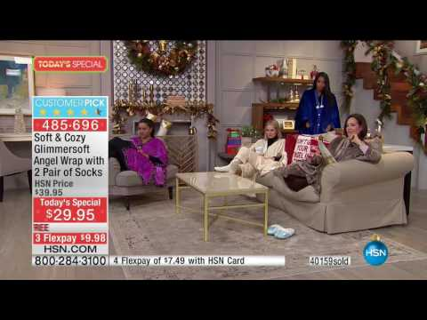 HSN | Soft & Cozy Gifts 11.15.2016 - 08 PM