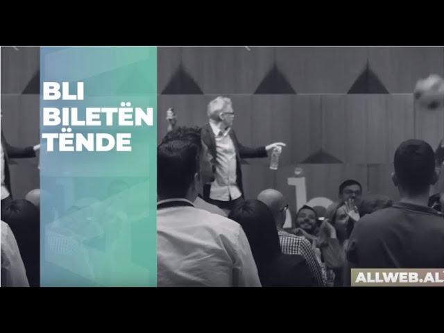 AllWeb Albania 2019 Speakers