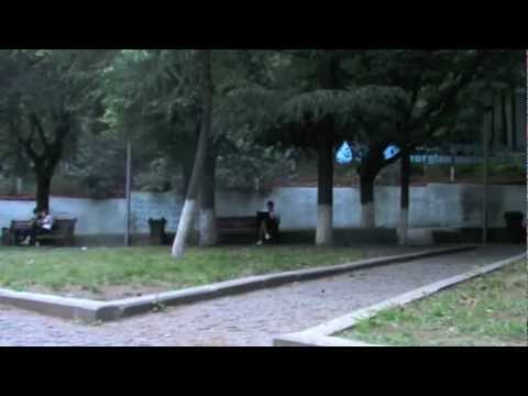 Liberty Hostel, Vilnius Park and tourist attractions in Tbilisi, Georgia...