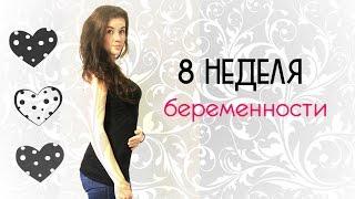 видео Как выглядит 8 неделя беременности