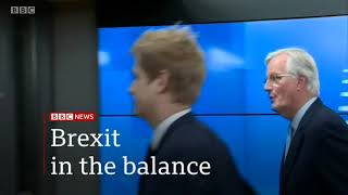 2019 October 17 BBC One minute World News