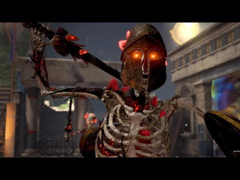 Black Ops 4 Zombies Ancient Evil Gameplay Trailer (Call of Duty BO4 Zombies DLC 2) thumbnail