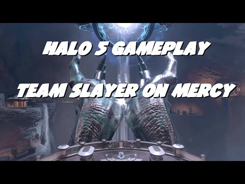 Halo 5: Guardians Gameplay Team Slayer on Mercy ( No Commentary)
