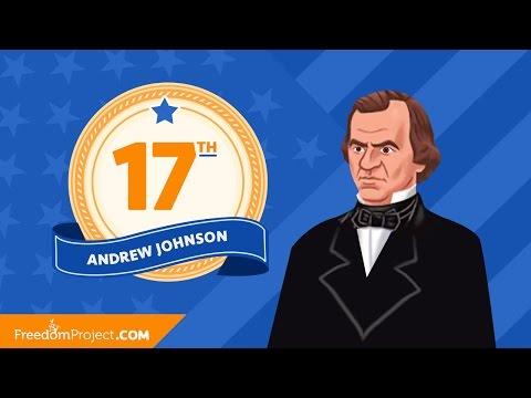 Andrew Johnson | Presidential Minute