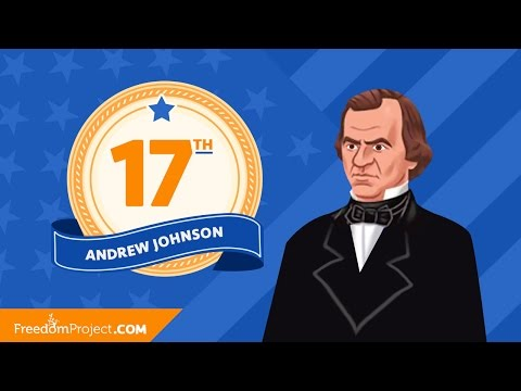 Andrew Johnson | Presidential Minute