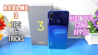 REALME 3 - TIPS & TRICKS (YOU MUST KNOW) - TAGALOG VERSION
