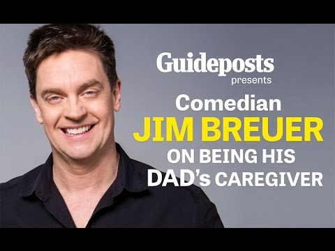 Jim Breuer on Being His Dad's Caregiver - YouTube