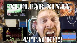 NINJAS AND KARATE IN VIDEO GAMES!!