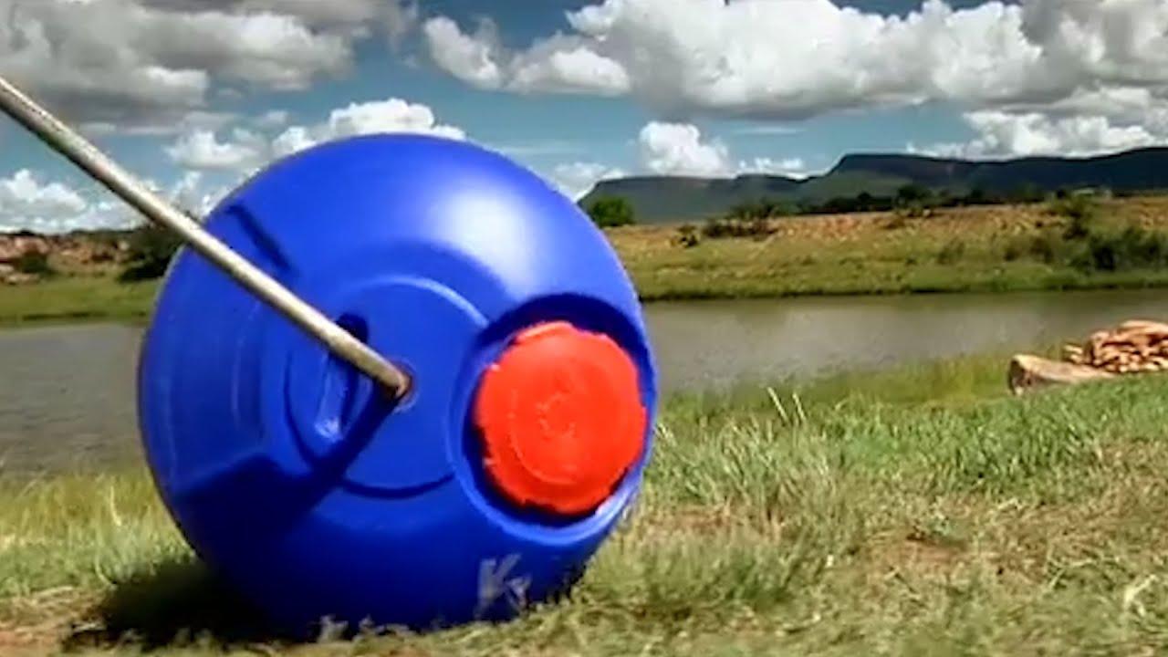This reimagined wheelbarrow is revolutionary