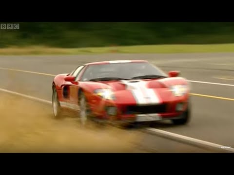 Ford GT40 Power Lap | The Stig | Top Gear