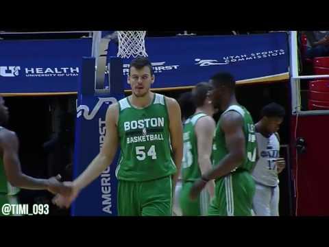 Ante Zizic Highlights vs Utah Jazz (9 pts, 6 reb, 3 blk)