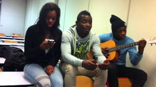 Singuila - Mieux Loin De Toi Accoustic Cover By Junior & Joyce
