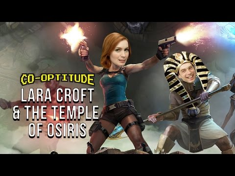 Felicia and Ryon team up to discover the mysteries of the unknown in Lara Croft and the Temple of Osiris. As amateur tomb raiders, Ryon and Felicia jump, ...