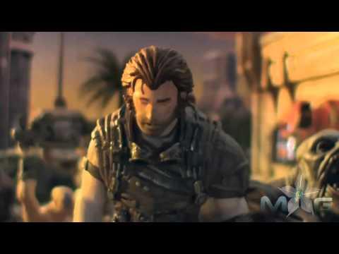 Bulletstorm - Halo Parody Trailer HD