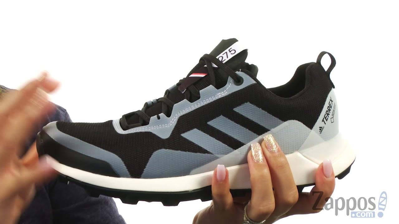 adidas TERREX TraceRocker GTX Trail Running Shoes Dam ash