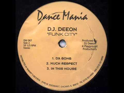 DJ Deeon Da Bomb Dance Mania 067 1994