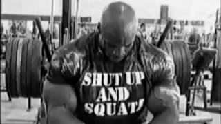 Bodybuilding Cold Iron