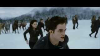 Сумерки. Сага. Рассвет - Часть 2(Breaking Dawn). Трейлер.