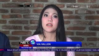 Via Vallen Menyanyikan Lagu Meraih Bintang, Theme Song Asian Games 2018 - NET5