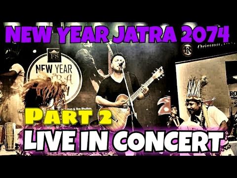 Jawalakhel Live Part 2 | Deepak Bajracharya | New Year Jatra 2074