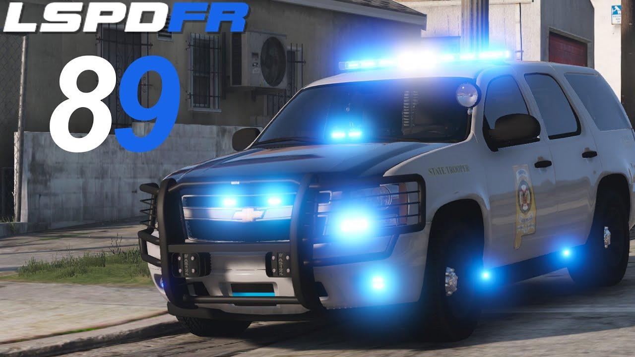 GTA 5 LSPDFR SP 89 Alabama State Police  YouTube
