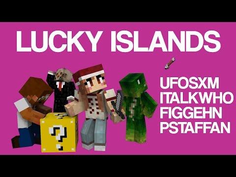 MAN MÅSTE HJÄLPAS ÅT! | Lucky Islands med kompisar