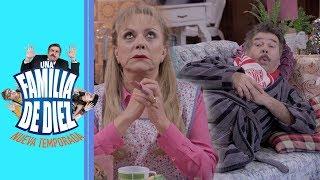 Una familia de 10: Plácido se tira a la flojera | C7 - Temporada 3 | Distrito Comedia