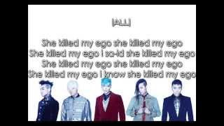 Ego-Bigbang with lyrics [Korean Version]
