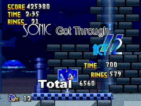 Sonic Before the Sequel - Playthrough with Good Ending (2011 version)