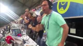 Polónia 1-1 Portugal - O momento de loucura de Nuno Matos e Alexandre Afonso.