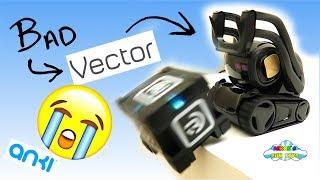 Anki Vector - Cube Bashing, BAD Robot..!
