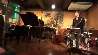 20141112 山岡忠Quintet @紙ひこうき - Mr. Sandman