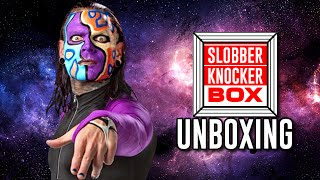 slobber knocker box unboxing may 2016