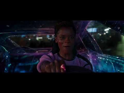 Marvel Studios' Black Panther – Kinetic Energy Film Clip