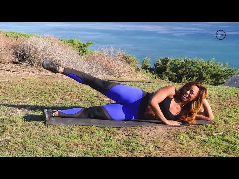 Inner and Outer Thighs Workout // Inner Thigh Exercises