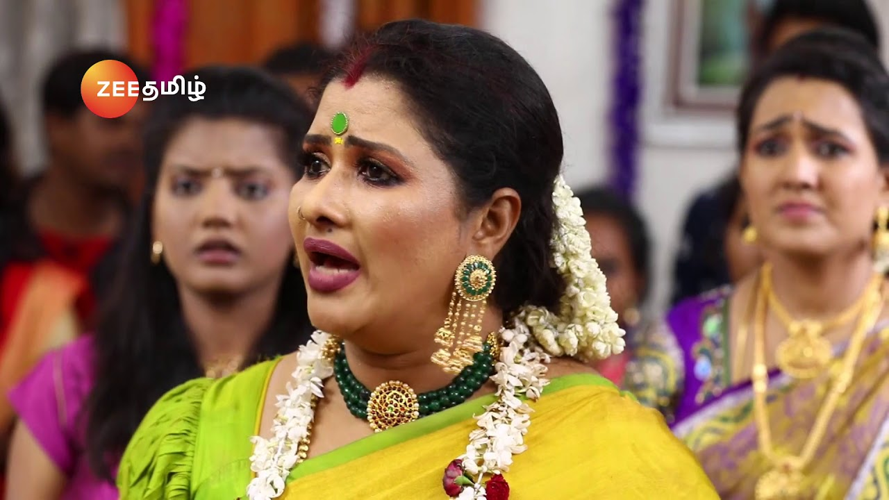 Azhagiya Tamil Magal | Best Scene | Ep - 400 | Sheela Rajkumar, Puvi,  Subalakshmi Rangan | Zee Tamil