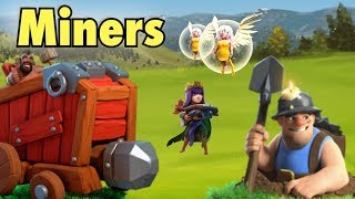 Miners Still Strong at TH10! QW Miners, Mass Miners, and More!