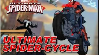 Игра Человек Паук: Спайдерцикл