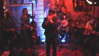 """""""Strutt my Stuff"""" Pelle Lindström & Downhill Bluegrass Band"""