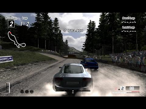 Gran Turismo 4 - Audi Le Mans quattro