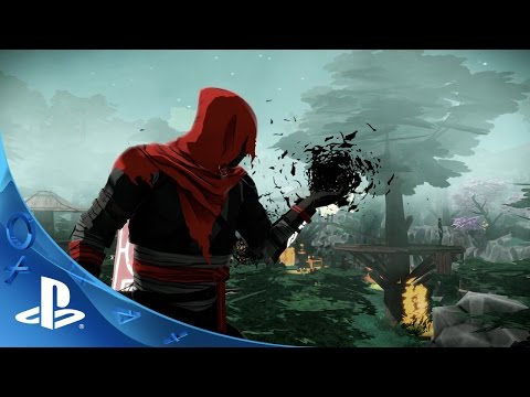 Aragami - Out of the Shadows Announcement Trailer | PS4