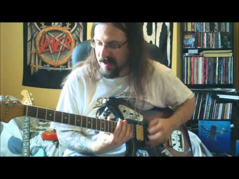 "Nirvana  FULL ""Nevermind""  played on guitar !  track after track ! full HD"
