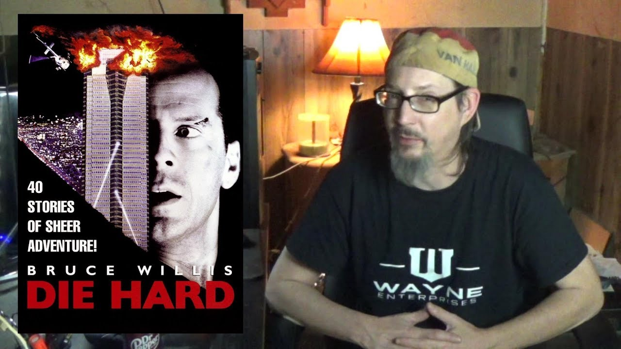 Die Hard (1988) Movie Review - Christmas Movies Month UWTC - YouTube