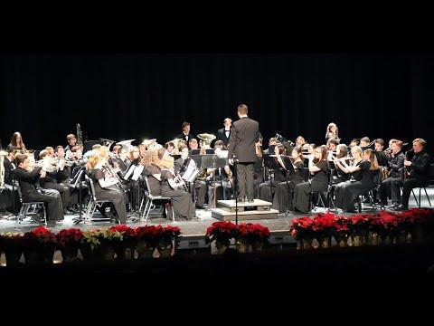 Edwardsburg High School Band Concert