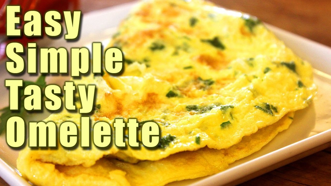 A simple and delicious omelette recipe in a multivariate