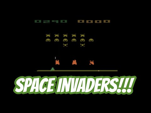 Let's Play: Space Invaders!