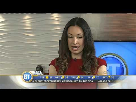 A Natural Guide to Workplace Wellness on BT Calgary