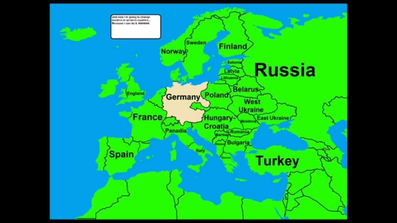 future of europe 5 4. balkan war, hungary croatia, german