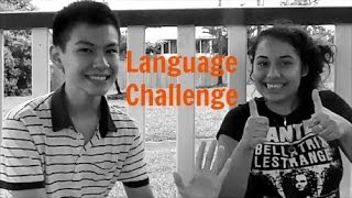 Language Challenge: German vs Spanish