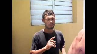Entrevista a presunto PETETE, leyenda en el País Dominicano